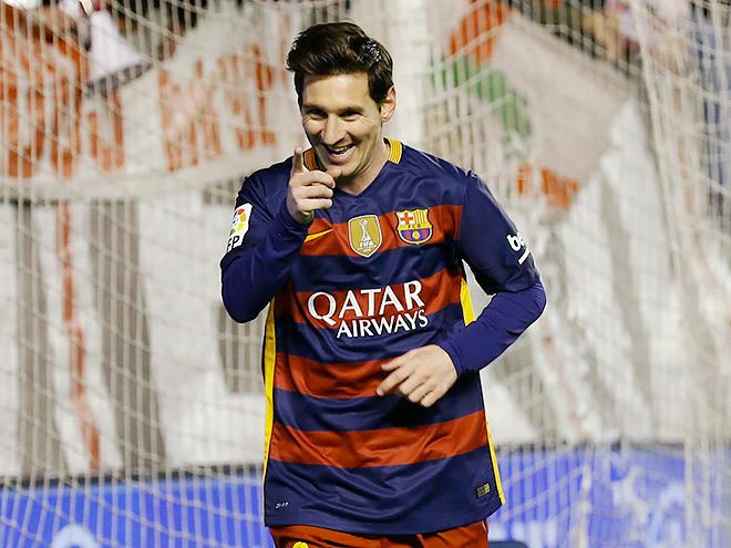 «Райо Вальекано» — «Барселона» — 1:5