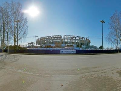 Стадион на миллиард