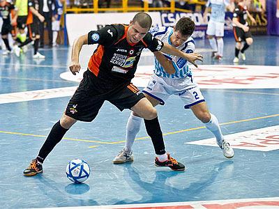 16-й тур чемпионата Италии по мини-футболу