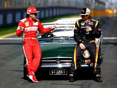 Рейтинг пилотов Формулы-1 в сезоне-2012
