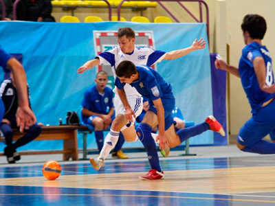 Итоги первого этапа Кубка России по мини-футболу