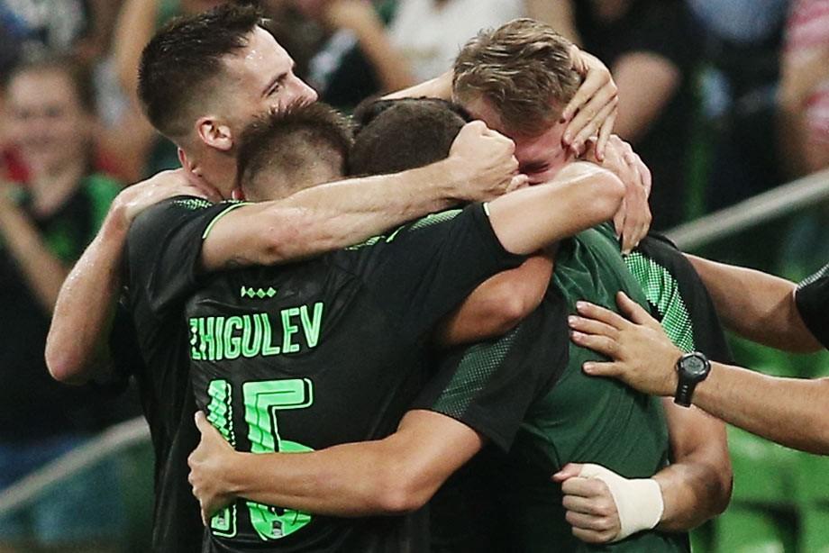 «Краснодар» обыграл «Люнгбю» вматче квалификации Лиги Европы