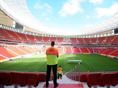 Открытие турнира состоится в Бразилиа
