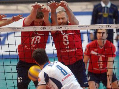 «Белогорье», как и сборная, проигрывает первые партии
