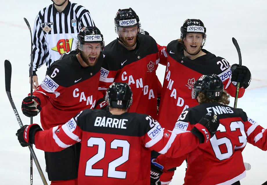 сегодня сборная канады по хоккею состав 2017 шейха Абдул