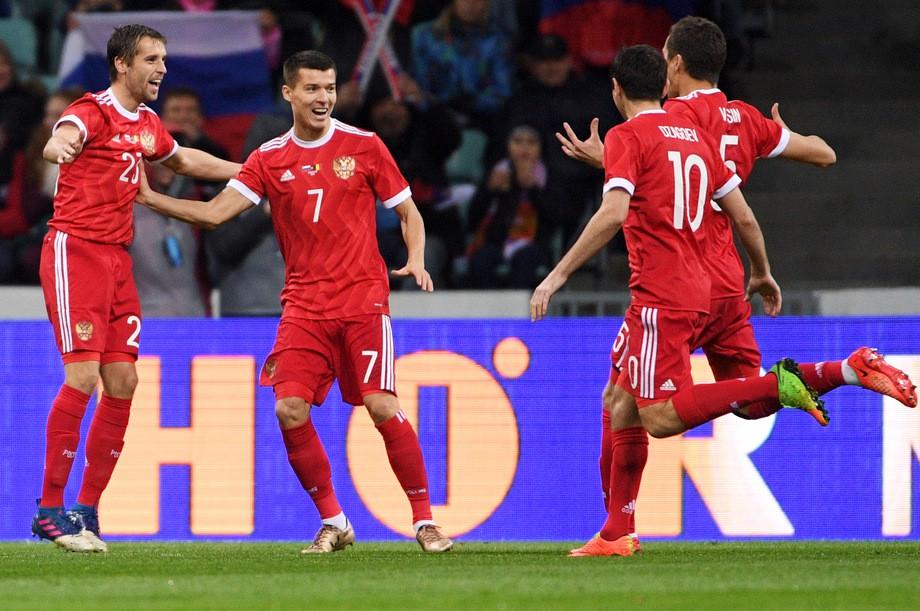 Дмитрий Комбаров: Мы не дали Бельгии добавить во втором тайме