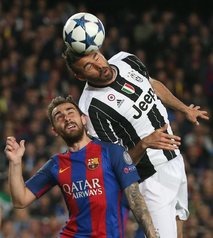 «Барселона» не смогла забить «Ювентусу», «Монако» обыграл «Боруссию» Д - ФОТО - ВИДЕО