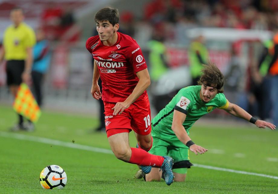 Зелимхан Бакаев: Если будем так играть, «Ливерпуль» нам пять забьет
