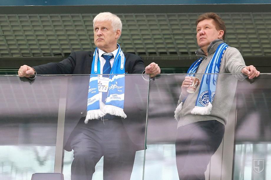 Экс-тренер Динамо разбил команду Газпрома на глазах ее босса