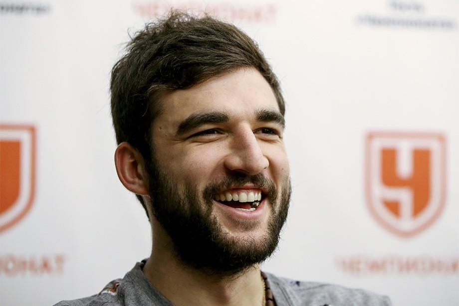 Георгий Джикия: «Зенит»? Предпочту остаться в лучшей команде страны