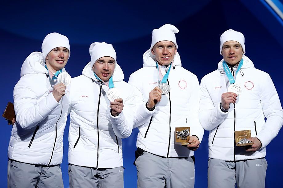 Российские лыжники на ОИ-2018: Ларьков, Большунов, Червоткин, Спицов