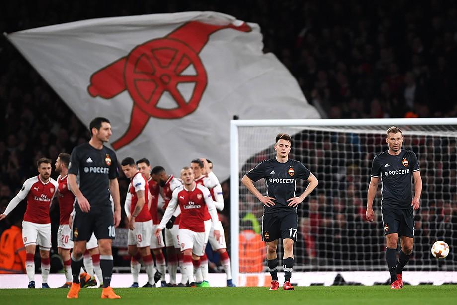 Арсенал лондон просмотр последнего матча