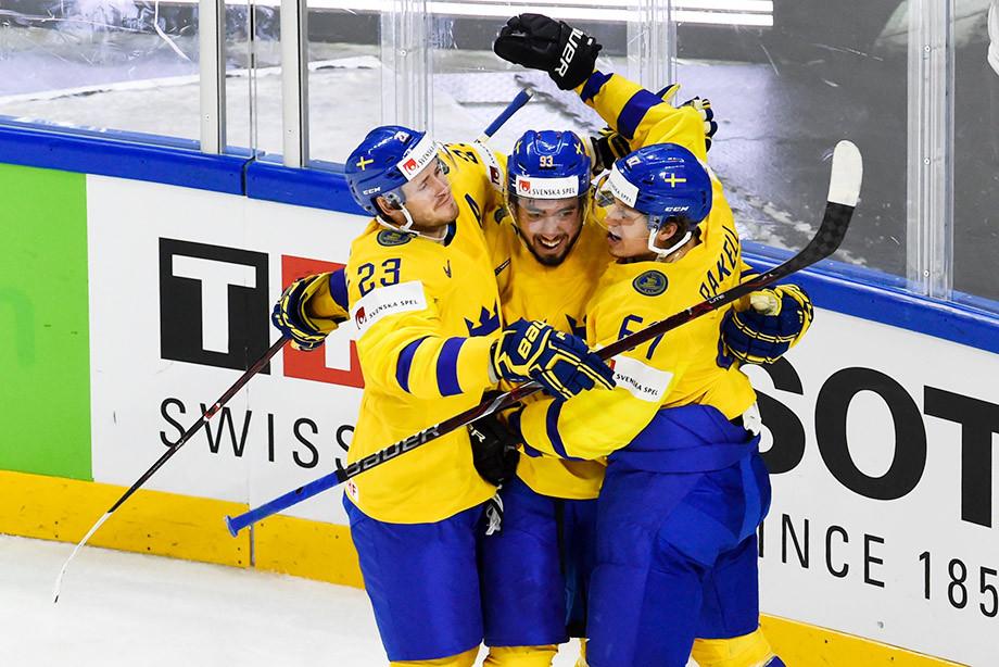 ЧМ-2018: сборная Швеции