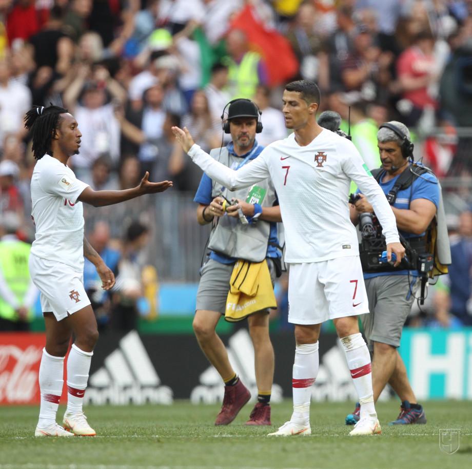 Матч Португалия - Марокко 20 июня на ЧМ-2018