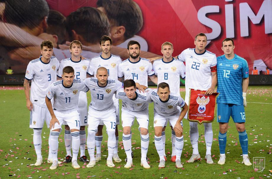 Россия победила Турцию в Лиге наций (Видео)