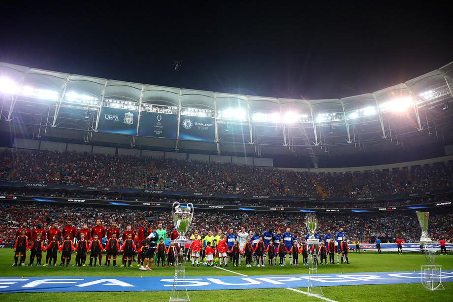 «Ливерпуль» выиграл Суперкубок УЕФА, победив «Челси» в серии пенальти
