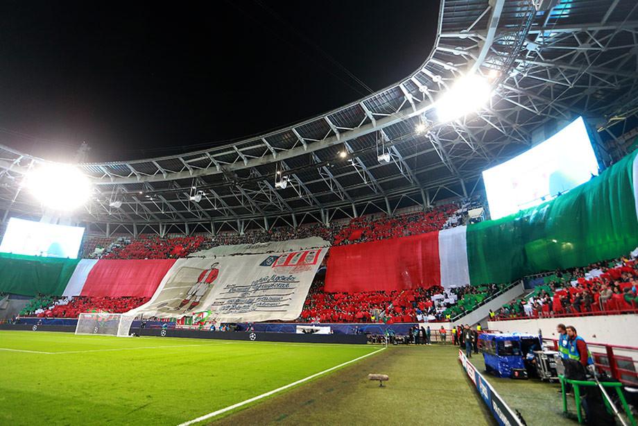 Ясно-понятно. «Локомотив» проиграл по готовому заранее сценарию, но не был плох