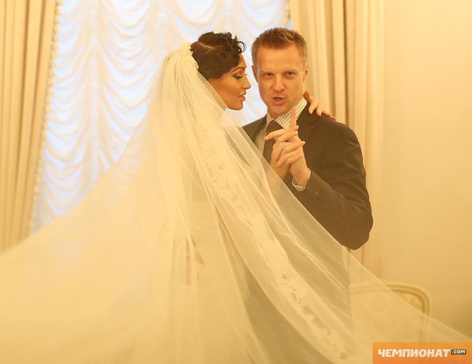 вячеслав малафеев и его жена екатерина свадьба