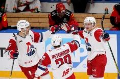 последние новости хоккейного клуба спартак москва