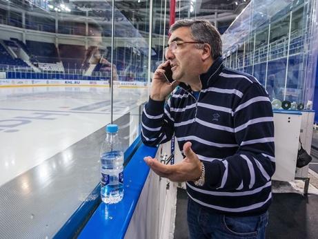 Кто ты из генеральных менеджеров КХЛ? Пройти тест и узнай