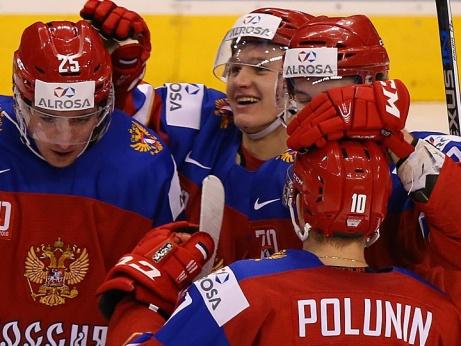 Всё же мы не Латвия. Сборная России обыграла словаков на МЧМ