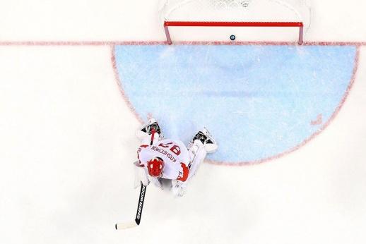 Россия проиграла Словакии на Олимпиаде! Как это было