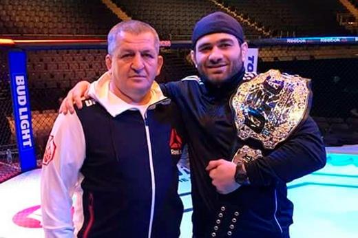 Гаджимуса Газиев нокаутировал Жеральдо Коэльо на Brave CF 49: Super Fights, видео