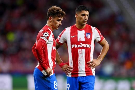 «Хетафе» — «Атлетико». Суарес и Гризманн не отпустят мадридский «Реал»