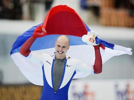 Смотреть до конца. Россия становится доминатором в коньках. Видео