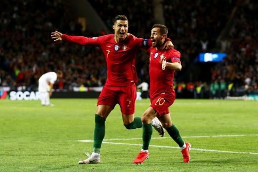 Венгрия — Португалия. Прогноз: великий Криштиану Роналду начнёт защиту титула