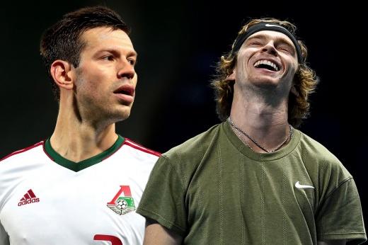 Андрей Рублёв проиграл Александру Звереву в финале на «Мастерсе» в Цинциннати всего за 1 час