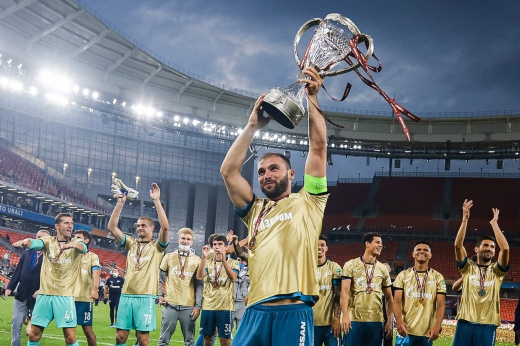 Иванович уходит из «Зенита». Чемпионы России остаются без капитана и лидера обороны