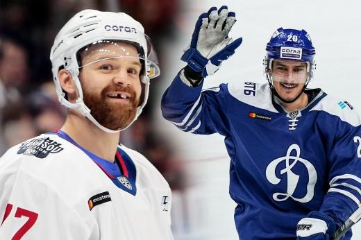 10 лучших трансферов мая в КХЛ. Крутые легионеры из Европы и мощные внутренние сделки