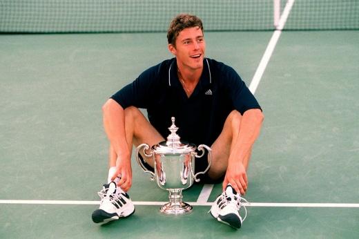 Первая победа России на US Open. Как 20-летний Марат Сафин покорил Америку