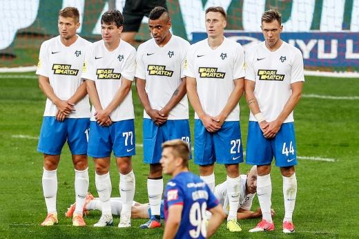 Громкий скандал в российском футболе. Игроков поймали на ставках?