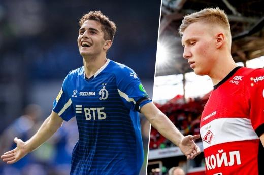 7 российских талантов, выстреливших в этом сезоне РПЛ. Четверо уже приглашены в сборную