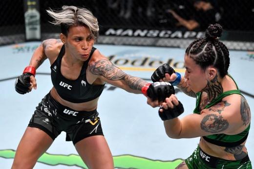 Кэт Зингано не только не получила долгожданную роль, но ещё и была уволена из UFC