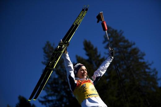 «Допинговое прошлое не исчезнет». Скандал вокруг наказанной норвежской лыжницы Йохауг