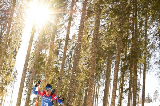 Сборная России по биатлону потеряла максимальную квоту. Но это пойдёт команде на пользу