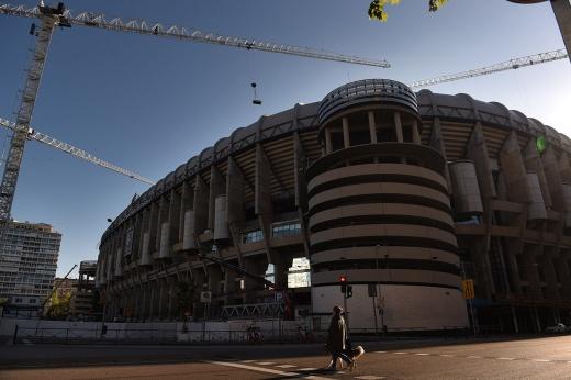«Реал» будет играть матчи чемпионата на 6-тысячном стадиончике. Что происходит?