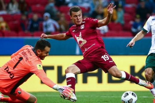 «Рубин» – «Локомотив» — 0:2, Слуцкий о судействе и штрафах от РФС