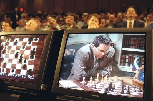Главная ошибка Гарри Каспарова. Почему великий чемпион проиграл суперкомпьютеру