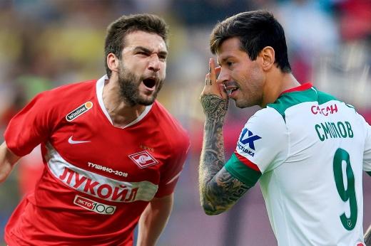 Мир за неделю влюбился в Джикию и Смолова. Русские футболисты в тренде