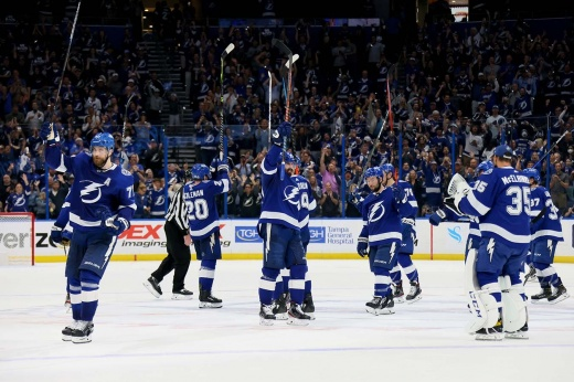 Судейские ошибки в НХЛ в серии «Тампа» — «Айлендерс», Кучерова обвиняют в симуляции