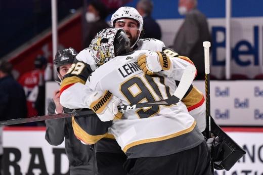 «Читал, как вы несёте чушь обо мне». Ленер заменил звезду НХЛ и спас «Вегас» от провала