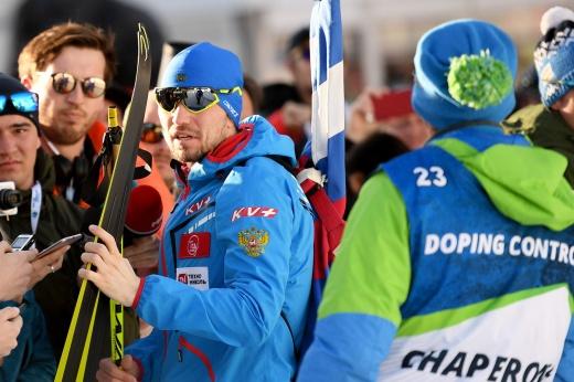 «Я никогда не скрывался». Как биатлониста Логинова задержали на чемпионате мира в Италии
