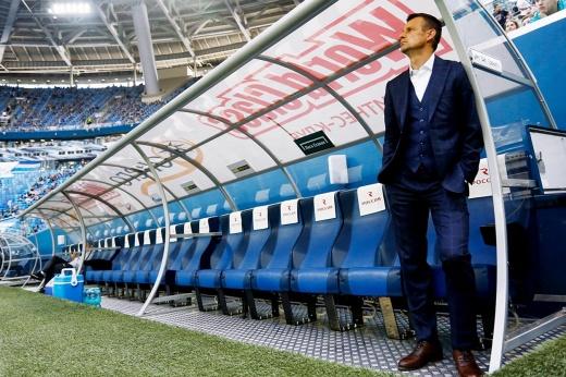 «Риск заразиться на стадионе не больше, чем в магазине». Семак — о возобновлении сезона