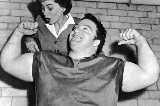 «Он — самый сильный!» Как 158-килограммовый Пол Андерсон выиграл Олимпиаду