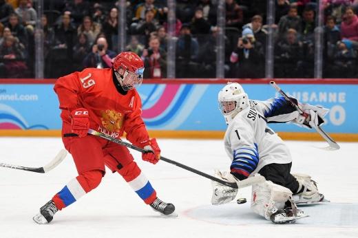 Мичков подписал крупный контракт со СКА. Теперь ему не стать первым номером драфта НХЛ?