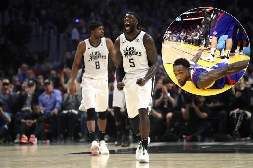 Выбираем лучшую группу поддержки в НБА, фото, «Лос-Анджелес Клипперс», «Атланта Хоукс»